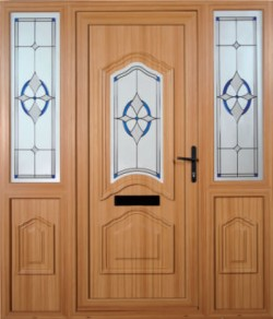 Weatherglaze composite doors, Limerick